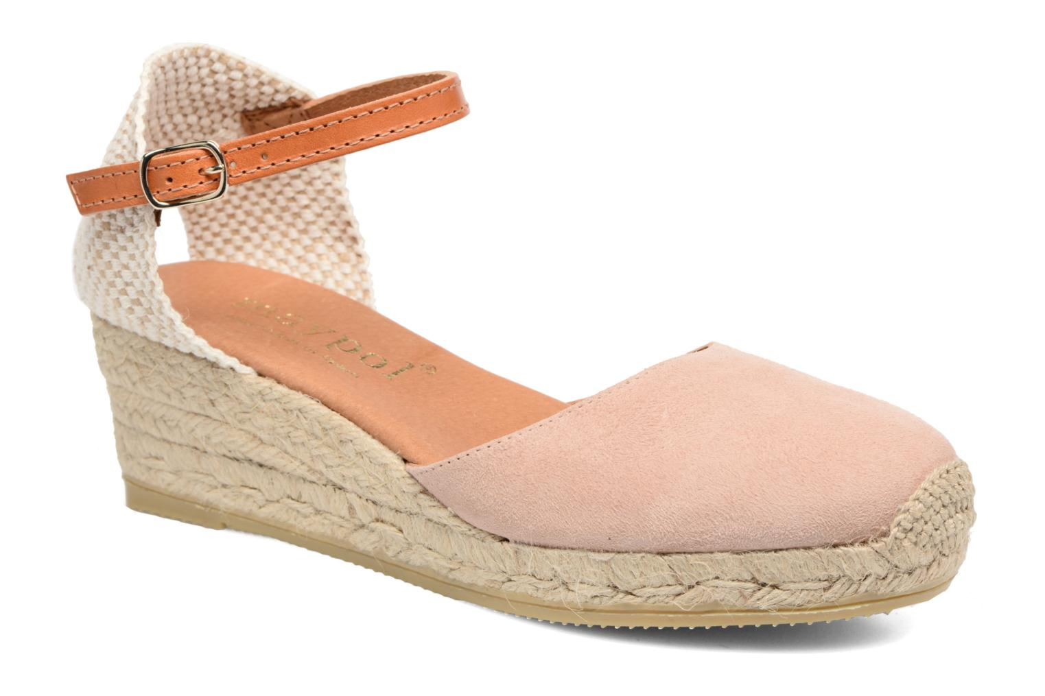 Espadrilles Maypol Macaret 2 Beige detailed view/ Pair view