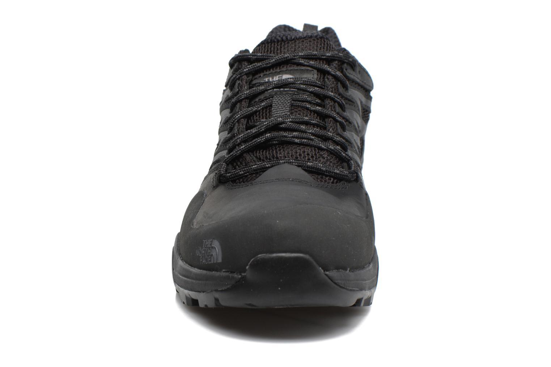Chaussures de sport The North Face Hedgehog Hike GTX Noir vue portées chaussures