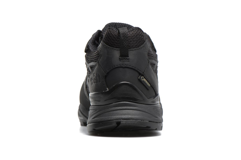 Chaussures de sport The North Face Hedgehog Hike GTX Noir vue droite