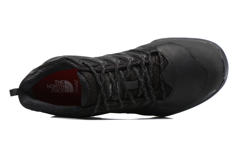 Chaussures de sport The North Face Hedgehog Hike GTX Noir vue gauche