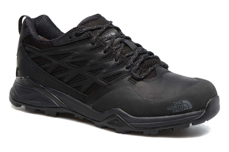 Chaussures de sport The North Face Hedgehog Hike GTX Noir vue détail/paire