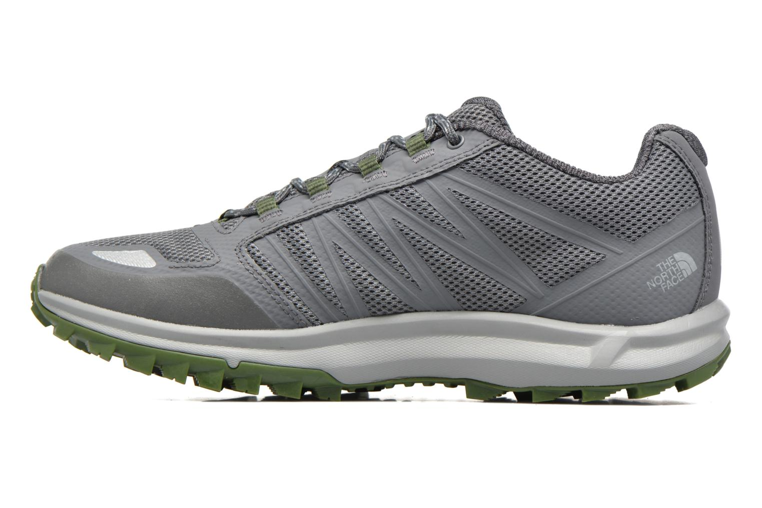 Chaussures de sport The North Face Litewave Fastpack GTX Gris vue face