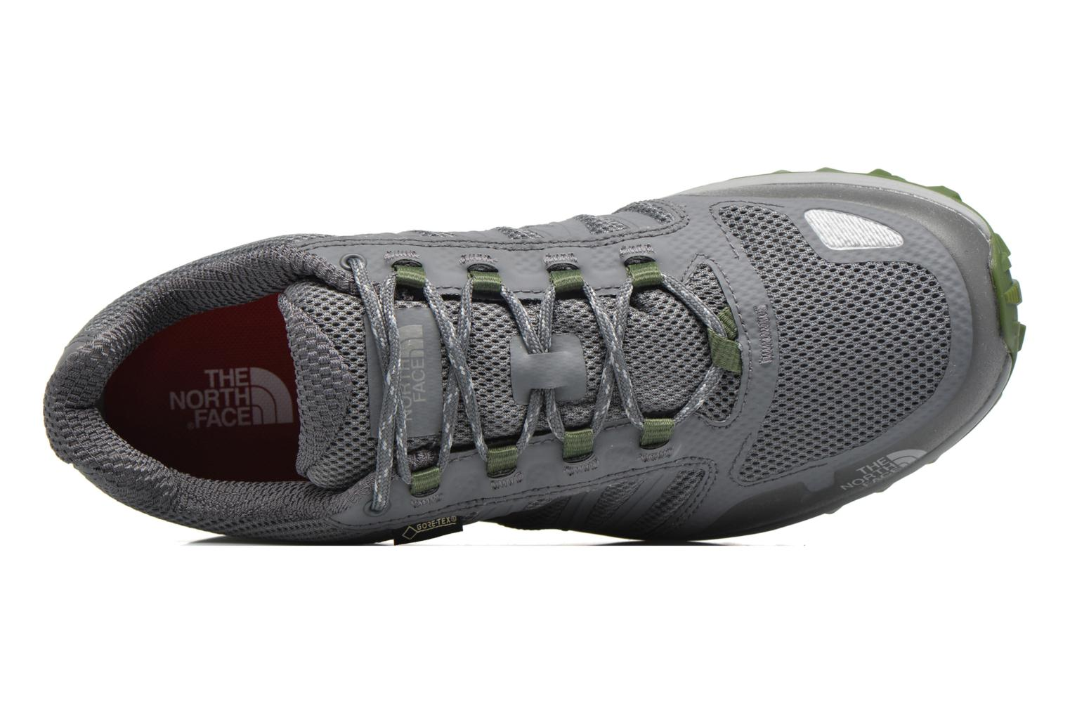 Chaussures de sport The North Face Litewave Fastpack GTX Gris vue gauche