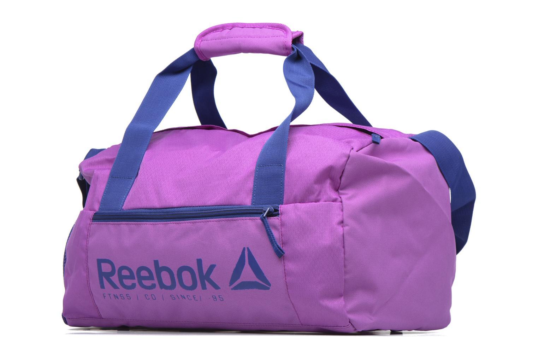 Sacs de sport Reebok FOUND S GRIP Violet vue portées chaussures