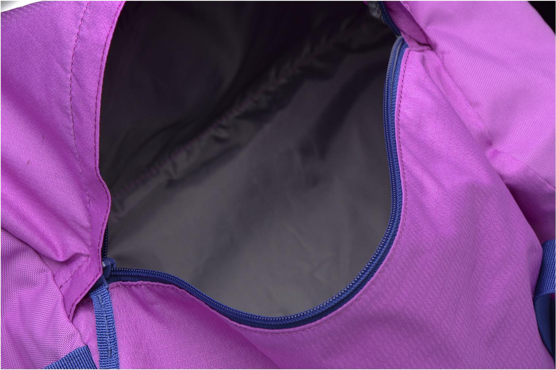 Sporttassen Reebok FOUND S GRIP Paars achterkant
