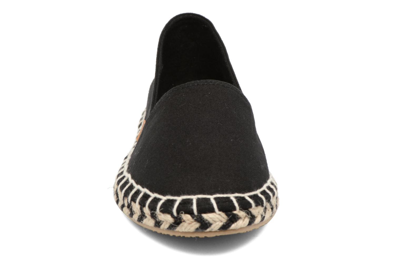 Espadrilles ONLY Ellie Etno Espadrillos Noir vue portées chaussures
