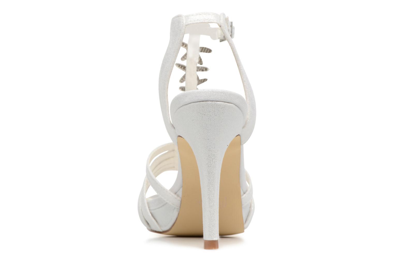 Sandales et nu-pieds Menbur JENNIFER Blanc vue droite