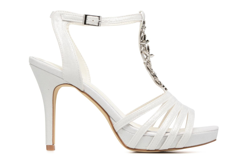 Sandales et nu-pieds Menbur JENNIFER Blanc vue derrière