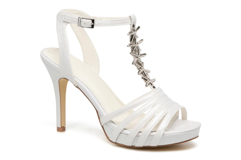 Sandales et nu-pieds Menbur JENNIFER Blanc vue détail/paire