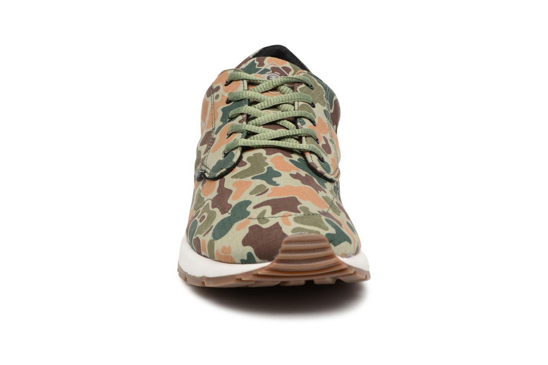 Baskets Element Topaz Trail Vert vue portées chaussures