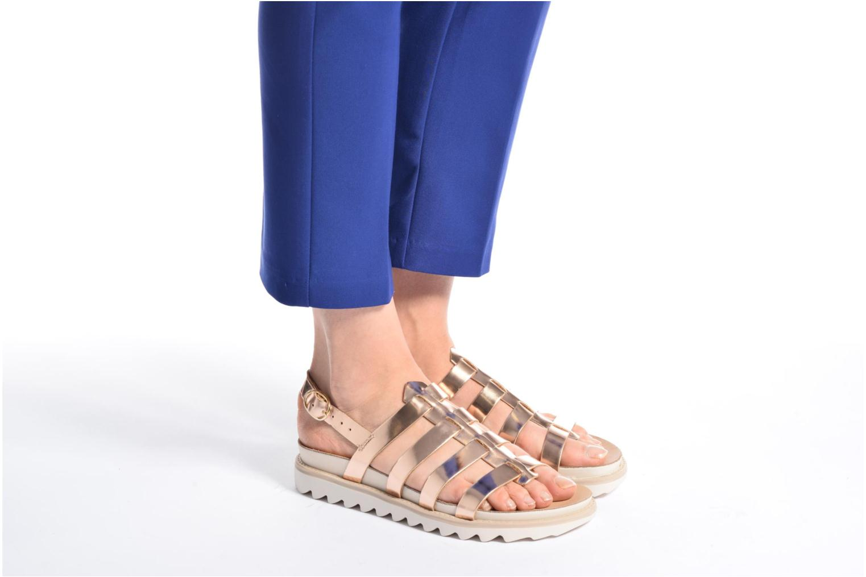 Sandalen Made by SARENZA Pastel Belle #13 Zilver onder