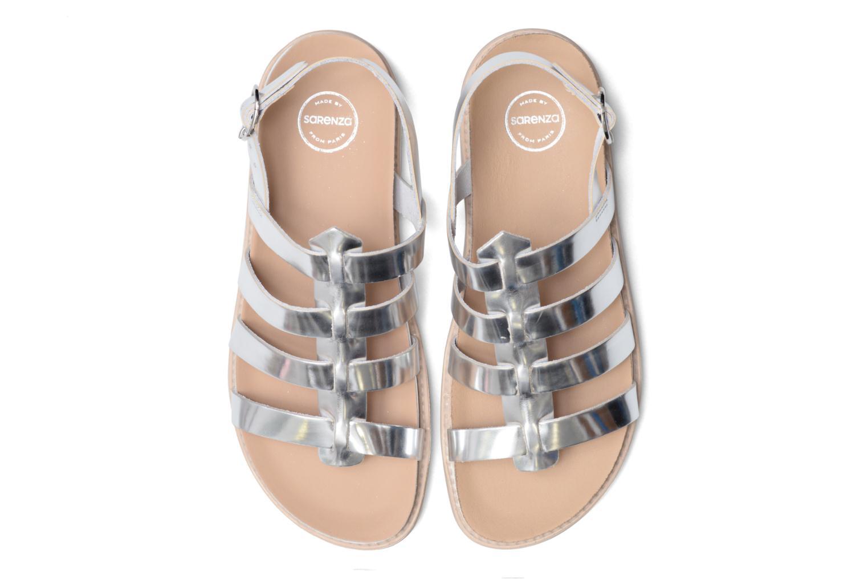 Sandalen Made by SARENZA Pastel Belle #13 Zilver model