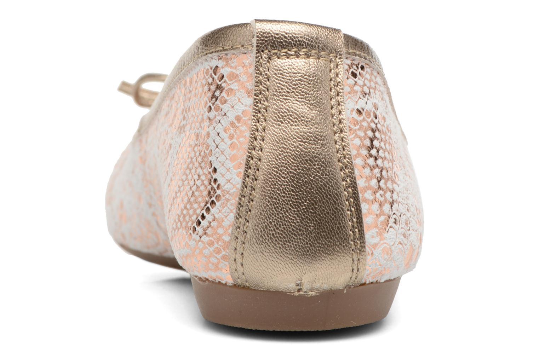 Ballerina's Coco et abricot Belline 4 Goud en brons rechts