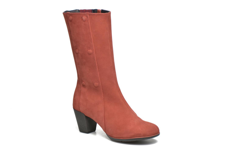 Zapatos cómodos y versátiles TBS Klaudia (Rojo) - Botas en Más cómodo