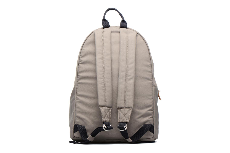 Sacs à dos Faguo Backpack Nylon 2 Beige vue face