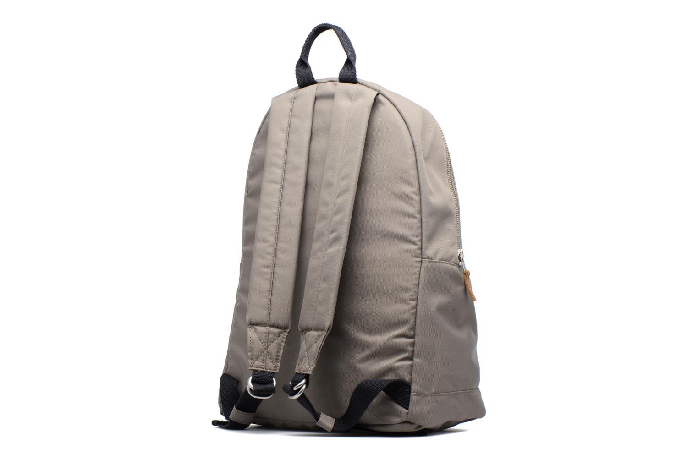Sacs à dos Faguo Backpack Nylon 2 Beige vue droite