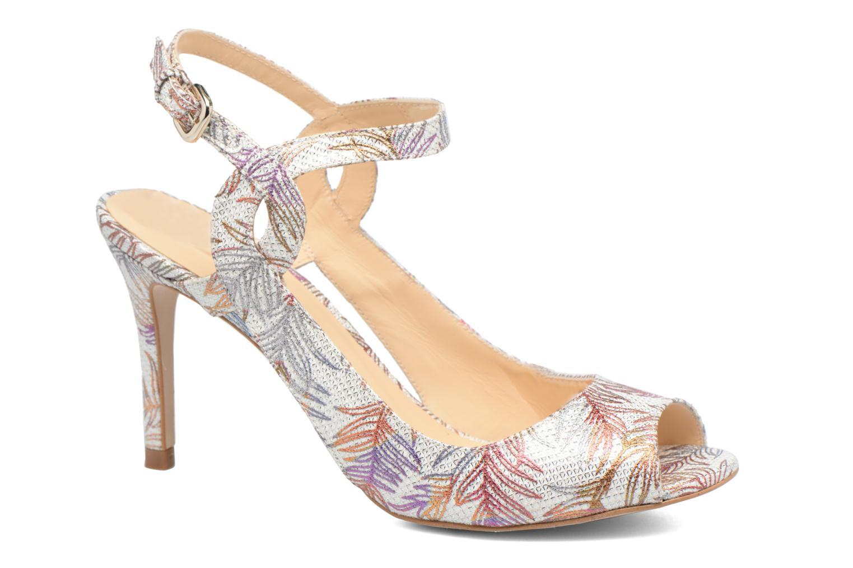 Sandales et nu-pieds Mellow Yellow Bellissima Blanc vue détail/paire