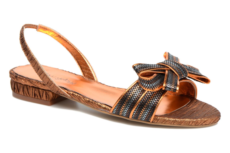 Grandes descuentos últimos zapatos Mellow Yellow Belcanto (Naranja) - Sandalias Descuento