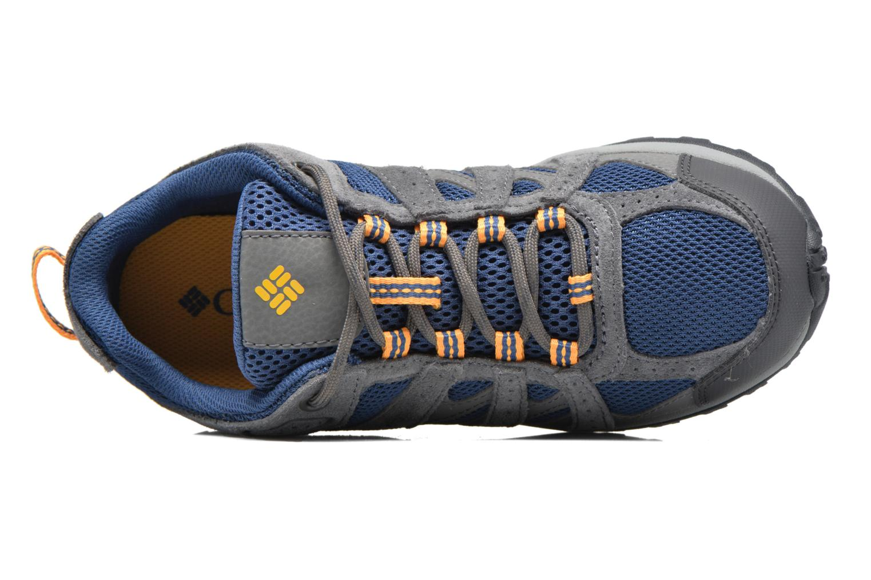 Scarpe sportive Columbia Youth Redmond Grigio immagine sinistra