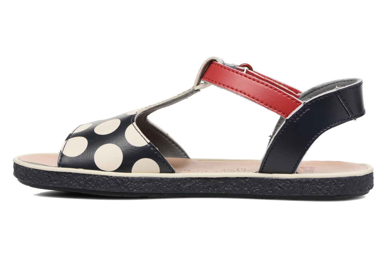 Sandales et nu-pieds Camper Miko 3 Bleu vue face