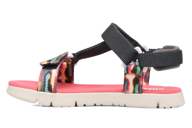 Sandali e scarpe aperte Camper Mira E Azzurro immagine frontale