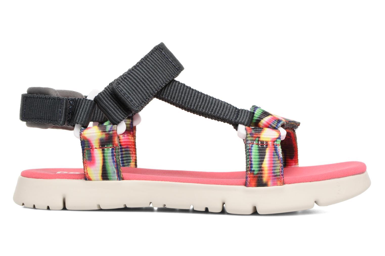 Sandali e scarpe aperte Camper Mira E Azzurro immagine posteriore