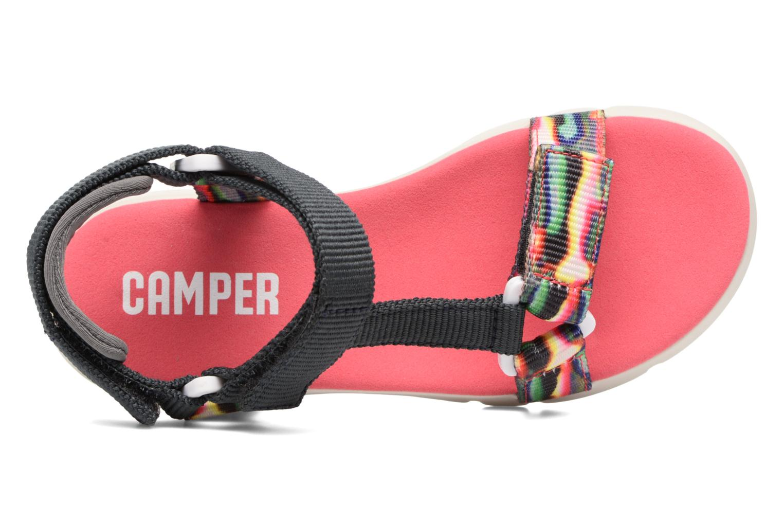 Sandali e scarpe aperte Camper Mira E Azzurro immagine sinistra