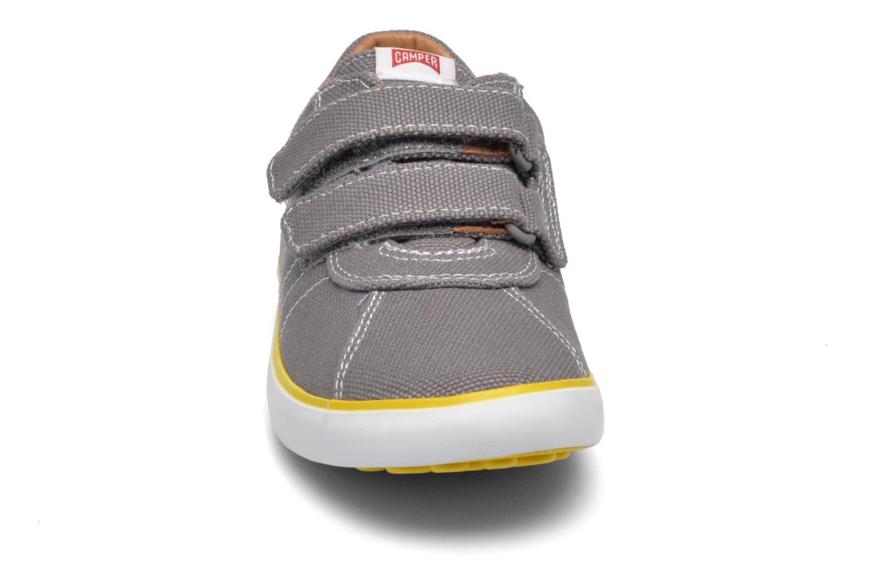 Sneaker Camper Pursuit 3 grau schuhe getragen