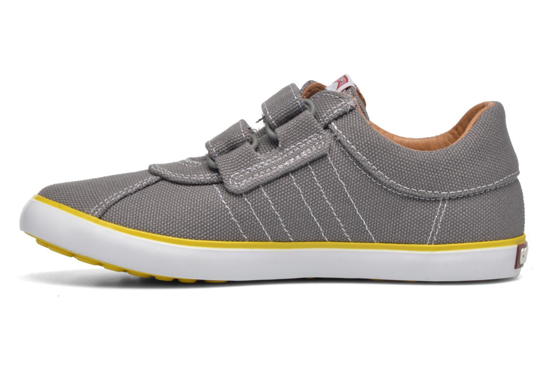 Sneaker Camper Pursuit 3 grau ansicht von vorne