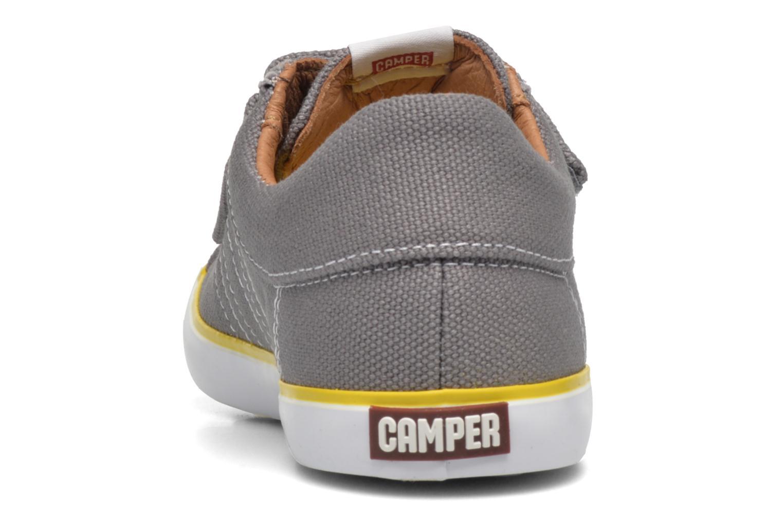 Sneaker Camper Pursuit 3 grau ansicht von rechts