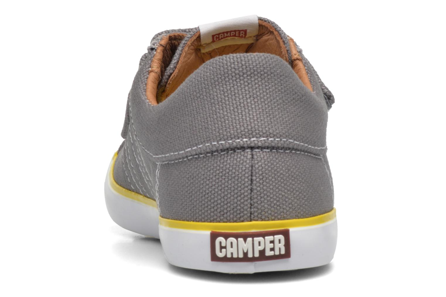 Trainers Camper Pursuit 3 Grey view from the right