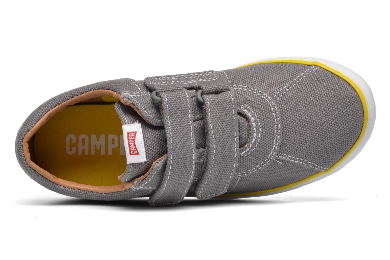 Sneaker Camper Pursuit 3 grau ansicht von links
