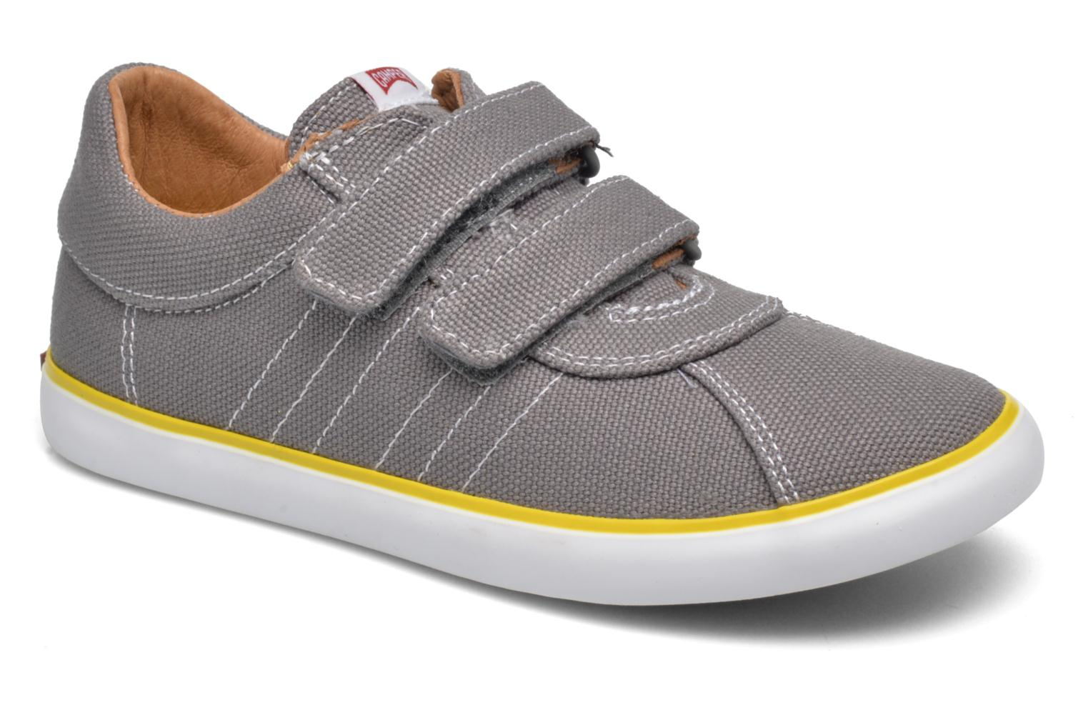 Trainers Camper Pursuit 3 Grey detailed view/ Pair view