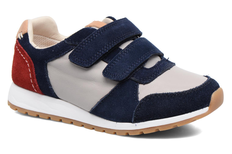 Sneakers Clarks Zest Tex Multicolore vedi dettaglio/paio