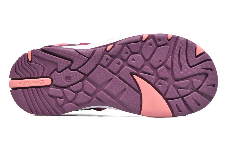 Sandali e scarpe aperte Viking Thrill Viola immagine dall'alto