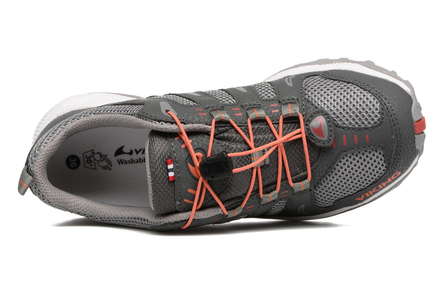Terminator GTX Charcoal/red