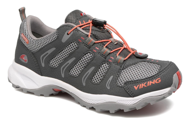 Chaussures de sport Viking Terminator GTX Gris vue détail/paire