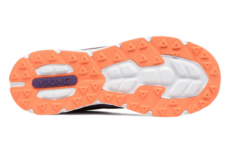 Chaussures de sport Viking Saratoga II Violet vue haut