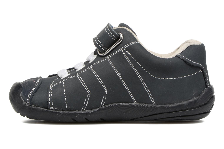 Sneakers Pediped Jake1 Blauw voorkant