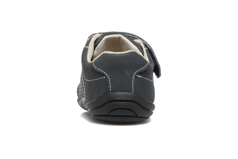 Sneakers Pediped Jake1 Blauw rechts