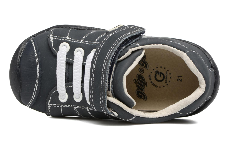 Sneakers Pediped Jake1 Blauw links