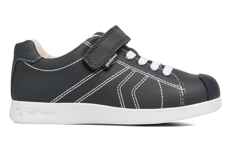 Sneakers Pediped Jake2 Azzurro immagine posteriore