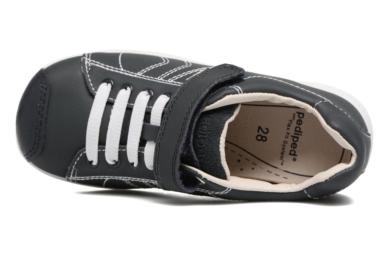 Sneakers Pediped Jake2 Azzurro immagine sinistra