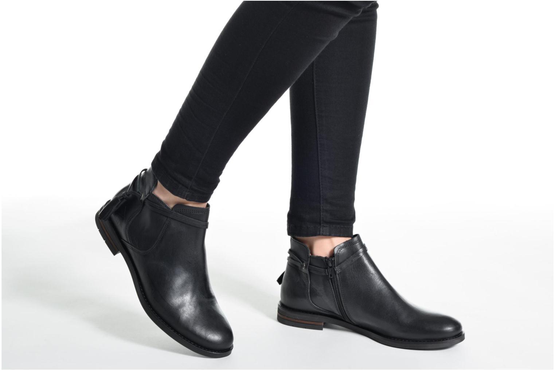 Bottines et boots P-L-D-M By Palladium Savory Frl Noir vue bas / vue portée sac