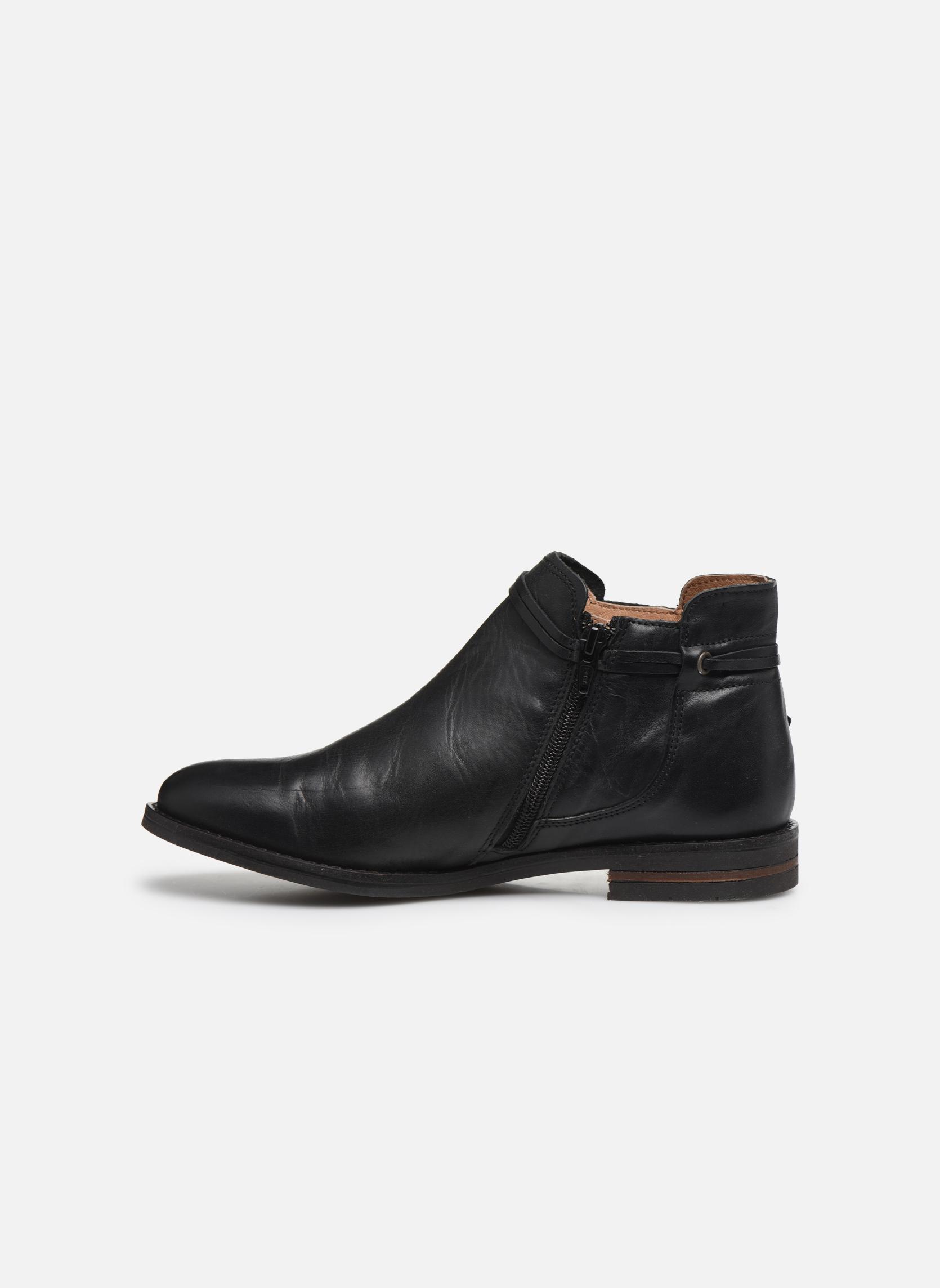Bottines et boots P-L-D-M By Palladium Savory Frl Noir vue face
