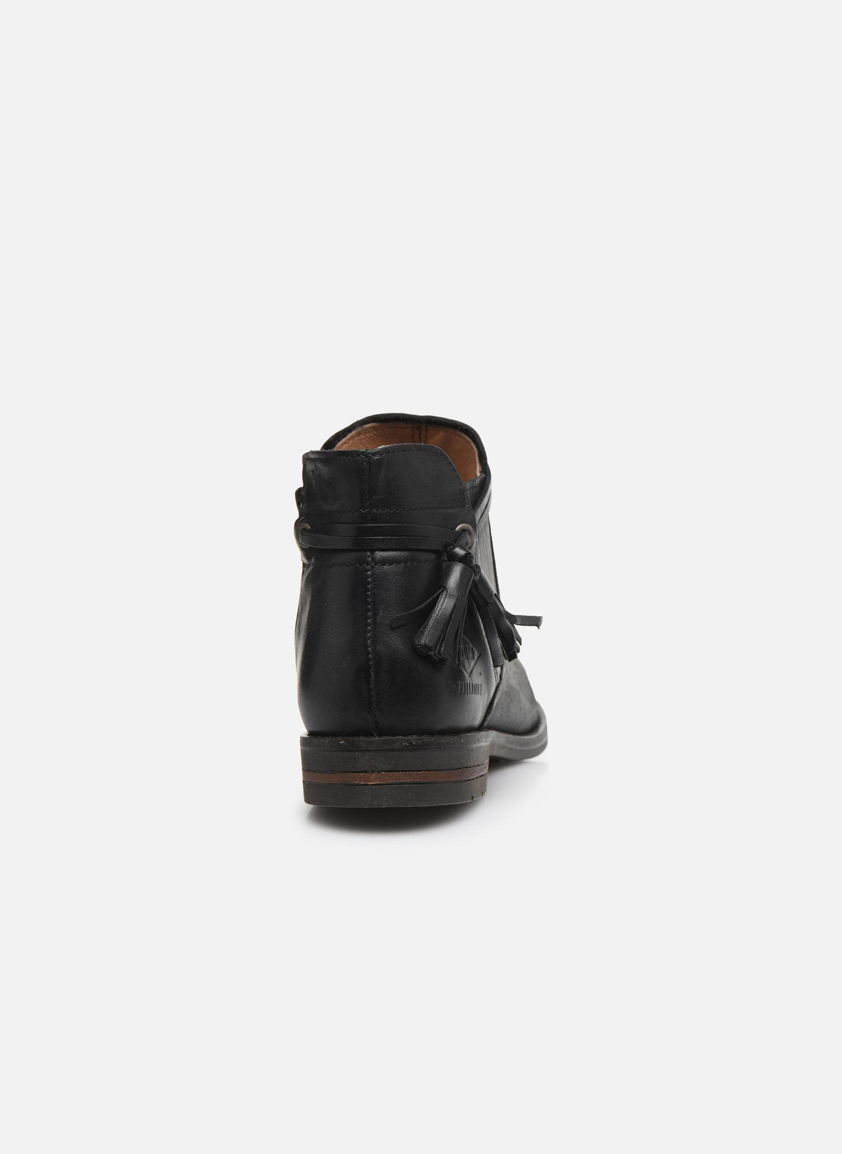 Bottines et boots P-L-D-M By Palladium Savory Frl Noir vue droite