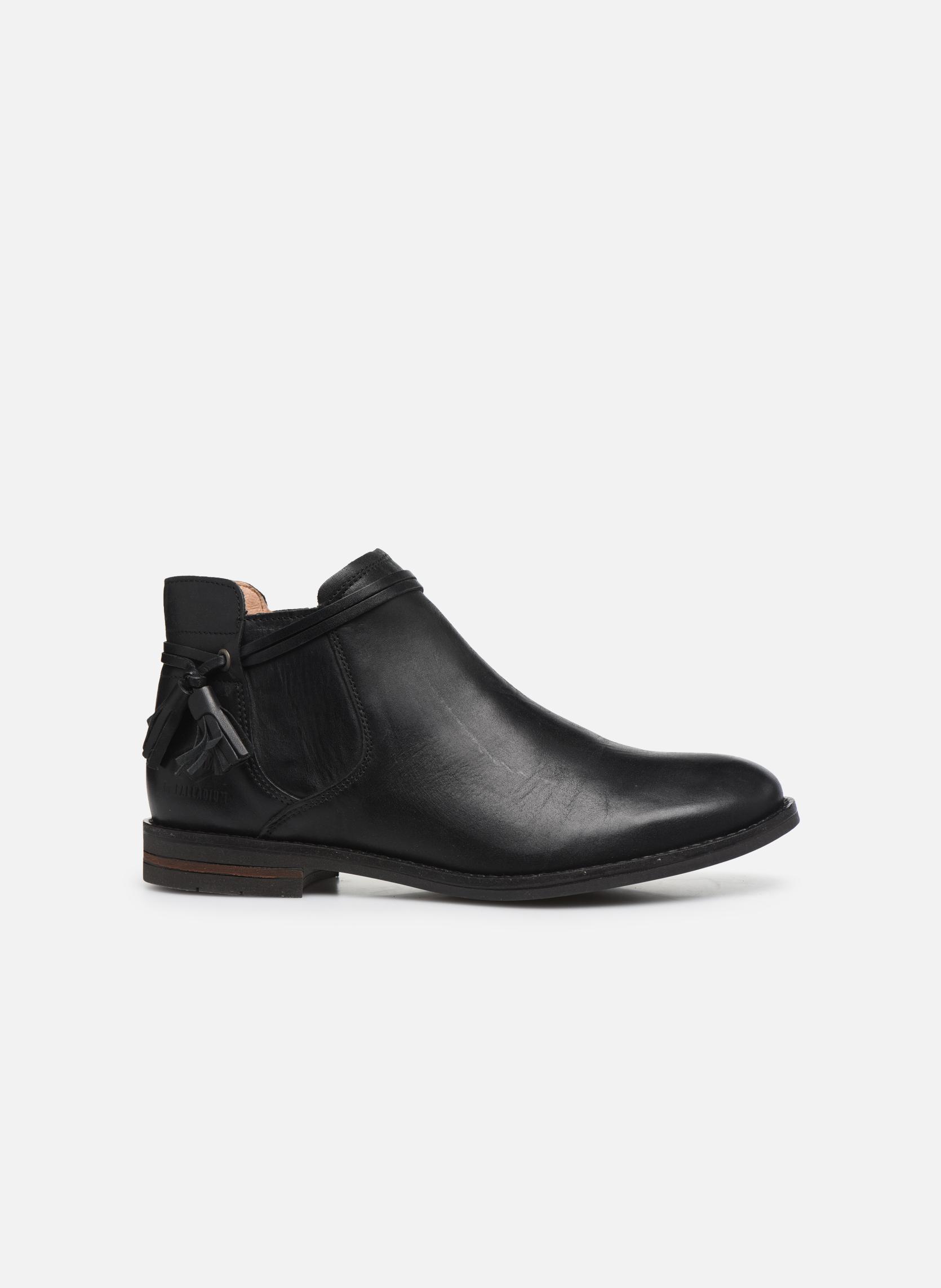 Bottines et boots P-L-D-M By Palladium Savory Frl Noir vue derrière