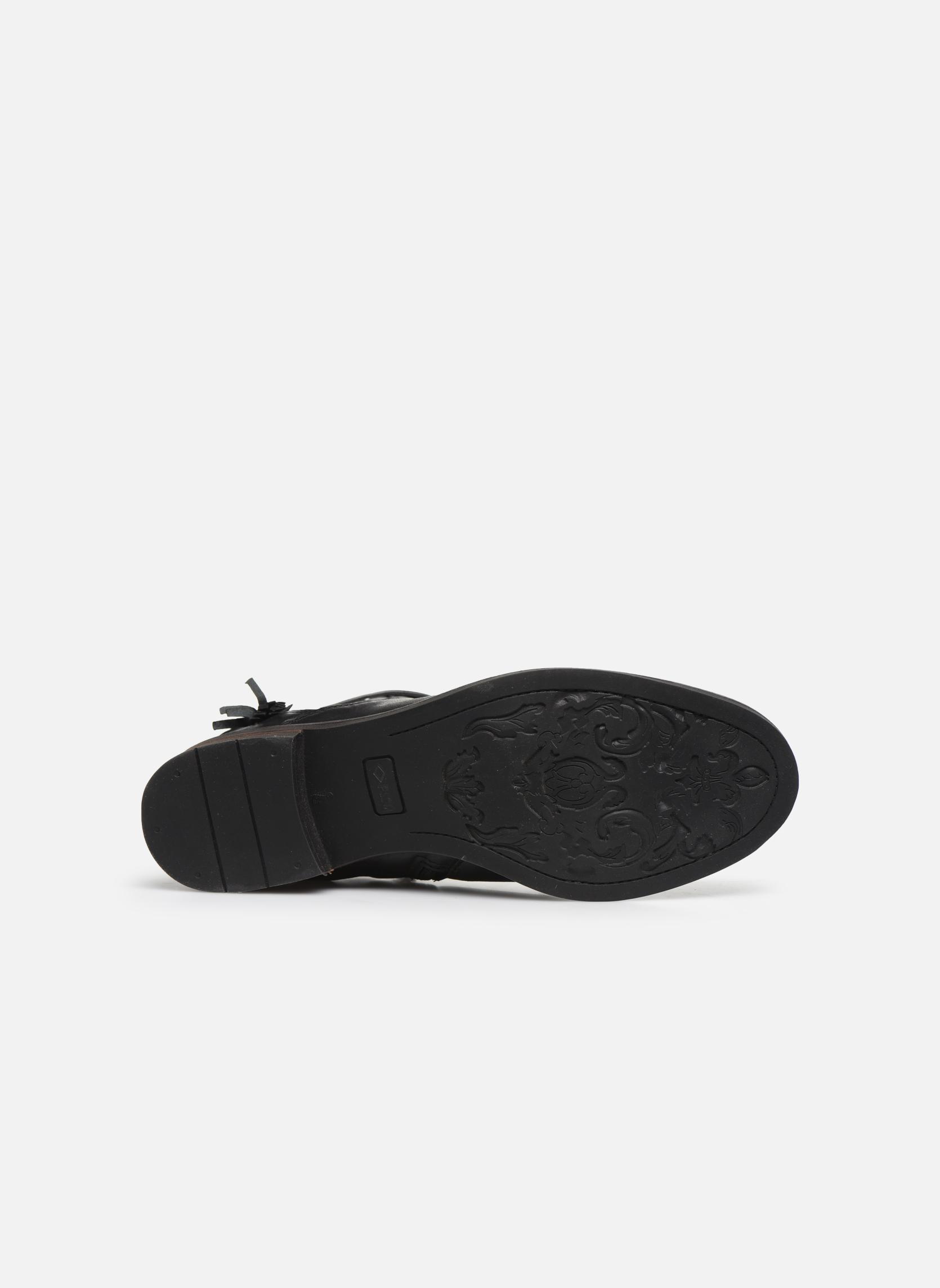 Bottines et boots P-L-D-M By Palladium Savory Frl Noir vue haut