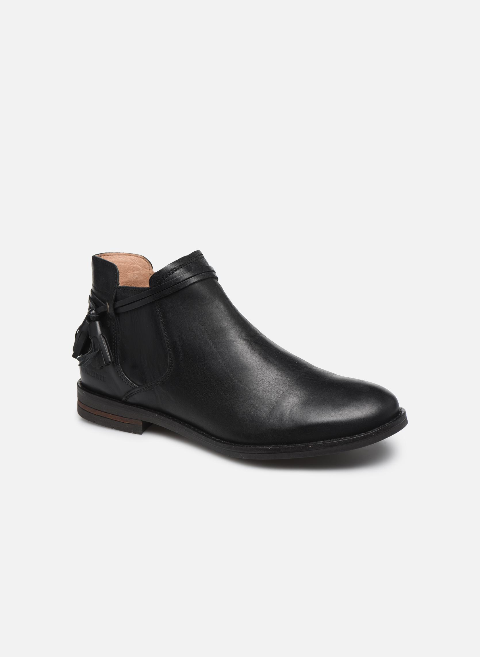 Bottines et boots P-L-D-M By Palladium Savory Frl Noir vue détail/paire