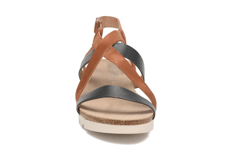 Sandales et nu-pieds P-L-D-M By Palladium Rita Jkt Bleu vue portées chaussures